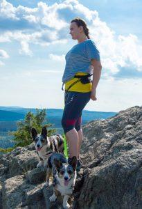 podróże z psem, izery z psem, sudety z psem, wysoki kamień